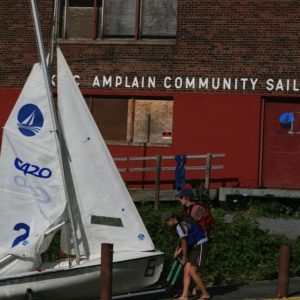 Sail & Paint Camp