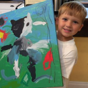 Preschool Art - 1/2 Day Camp - Mornings